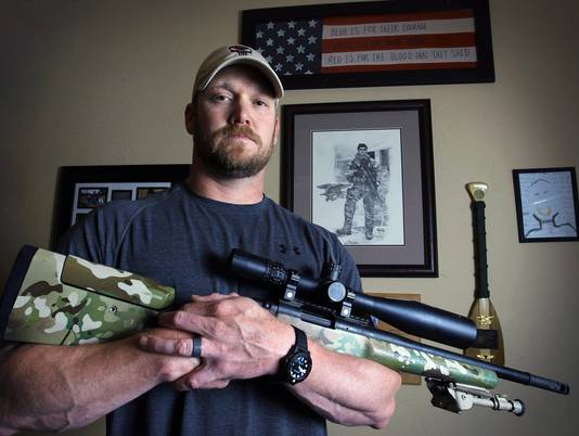 Ex-SEAL Chris Kyle remembered after shooting death