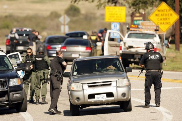 Ex-LAPD cop Christopher Dorner kills another officer in police standoff