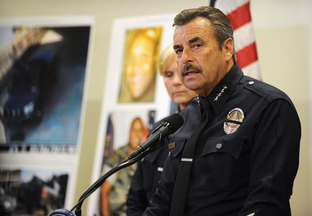 'A tragic misinterpretation:' LAPD under scrutiny after mistaken-identity shootings during hunt for accused killer ex-cop Christopher Dorner