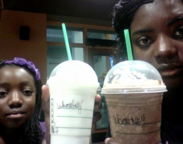 Most hilarious Starbucks spelling mistakes