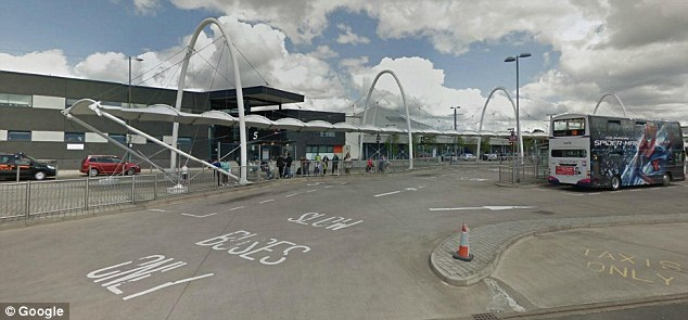 Girl, 14, raped by two men on top deck of a bus after visiting shopping centre with friend