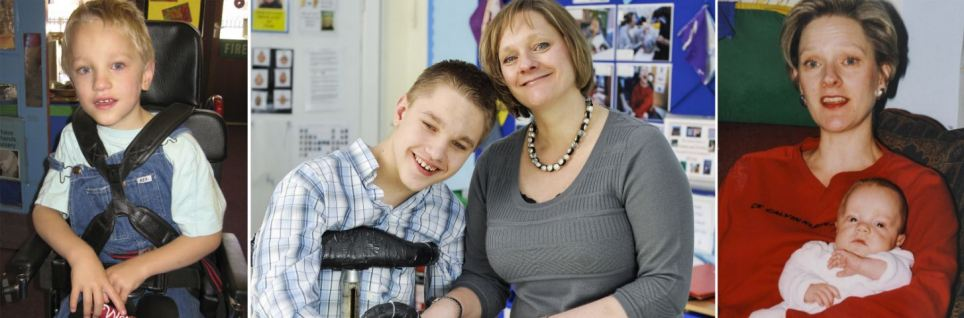 Would you give up your disabled son to allow your other children a chance of happiness? Despite agonies of guilt, Jane says it's the best decision she ever made