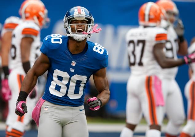 NY Giants right to take risk by tendering wide receiver Victor Cruz