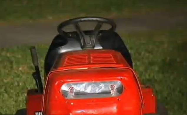 Father cuts off feet of daughter, 2, in tragic mower accident