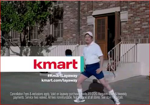 Kmart Layaway – Yo Mama – Funny TV Commercial