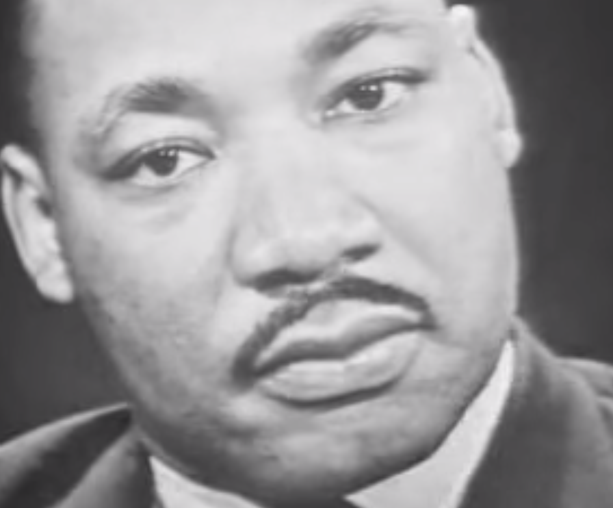 Martin Luther King has interesting things to say about Malcolm X