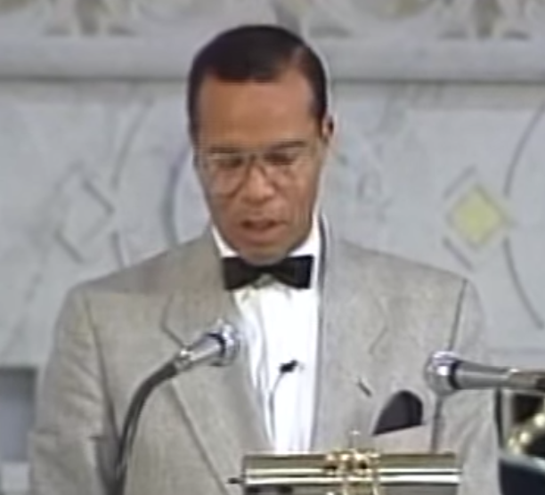 Min. Louis Farrakhan speaks on the origin of the white man