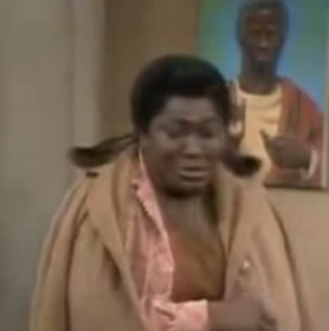 Remember the Black Jesus episode on Good Times?