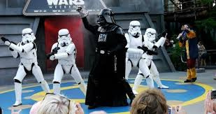 Darth Vader Dances to Hammer's Can't Touch This!