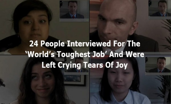 TOUGHEST JOB IN THE WORLD WITH NO PAY! Would you work for free?!